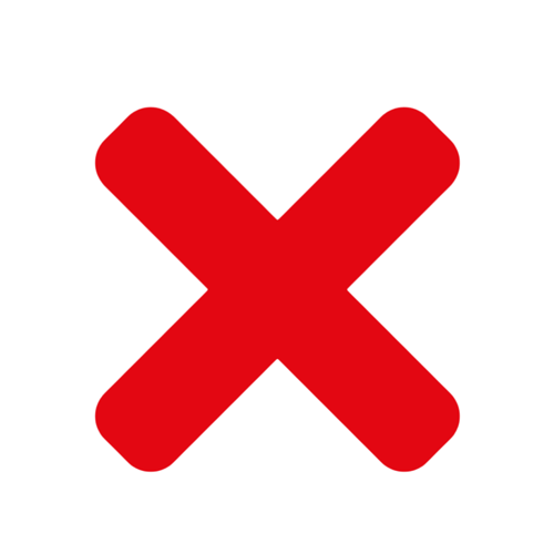 times cross icon