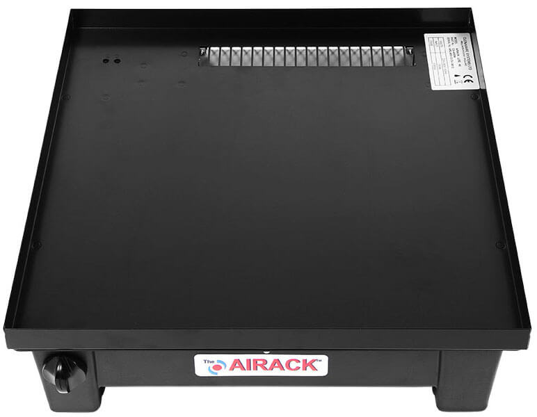 Airack Lite from the top without top cover