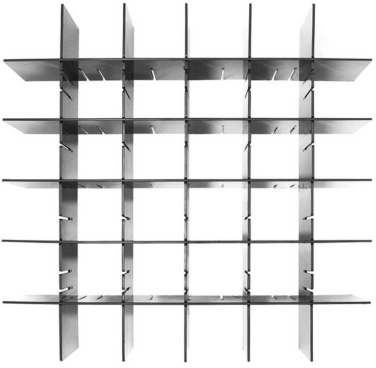 Divider Kit top view