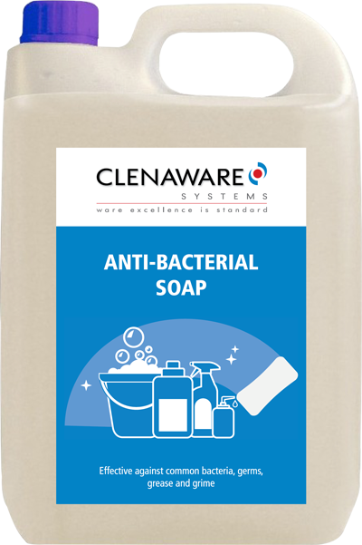 Anti-Bacterial Soap - 4 x 5lt