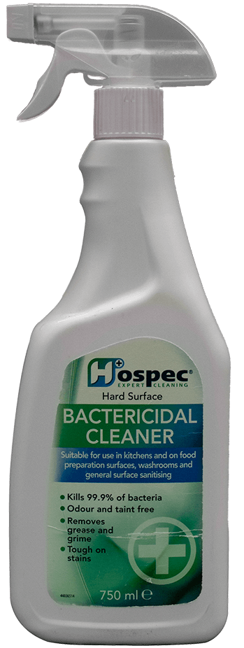 Clenaware Systems Cactericidal Cleaner
