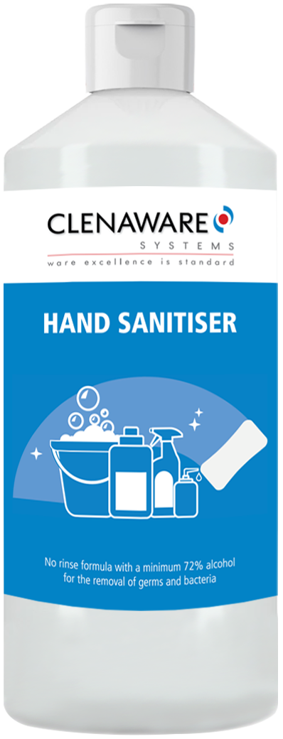 Hand Sanitiser - 4 x 500ml
