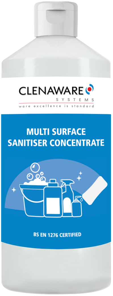 Multi Surface Concentrate - 4 x 1lt