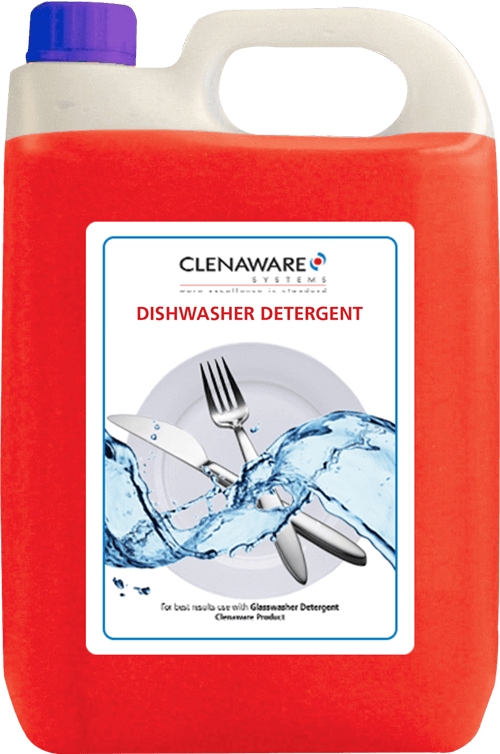 Clenaware Systems Dishwasher Detergent Hard Water