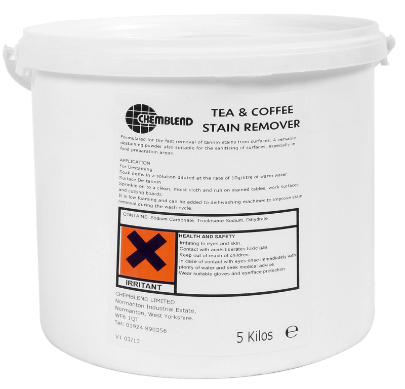 Clenaware Systems Tea & Coffee Stain Remover