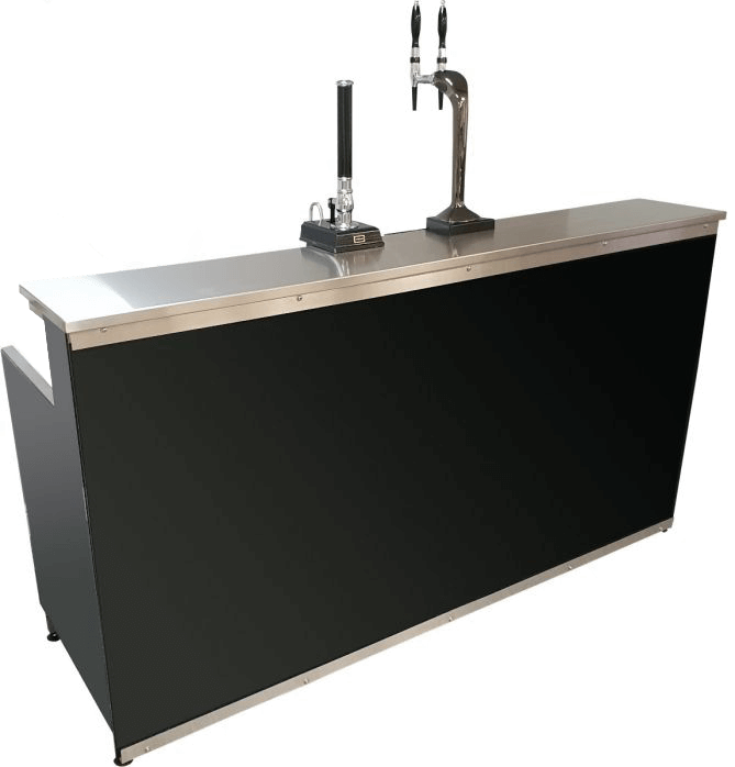 Clenaware Systems - Servaclean Mobile Bar