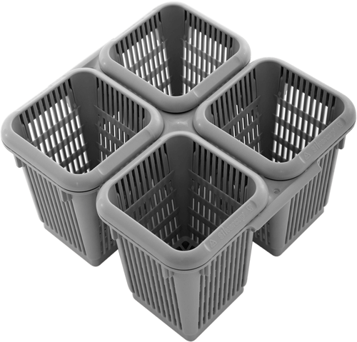 Clenaware Systems Cutlery Rack
