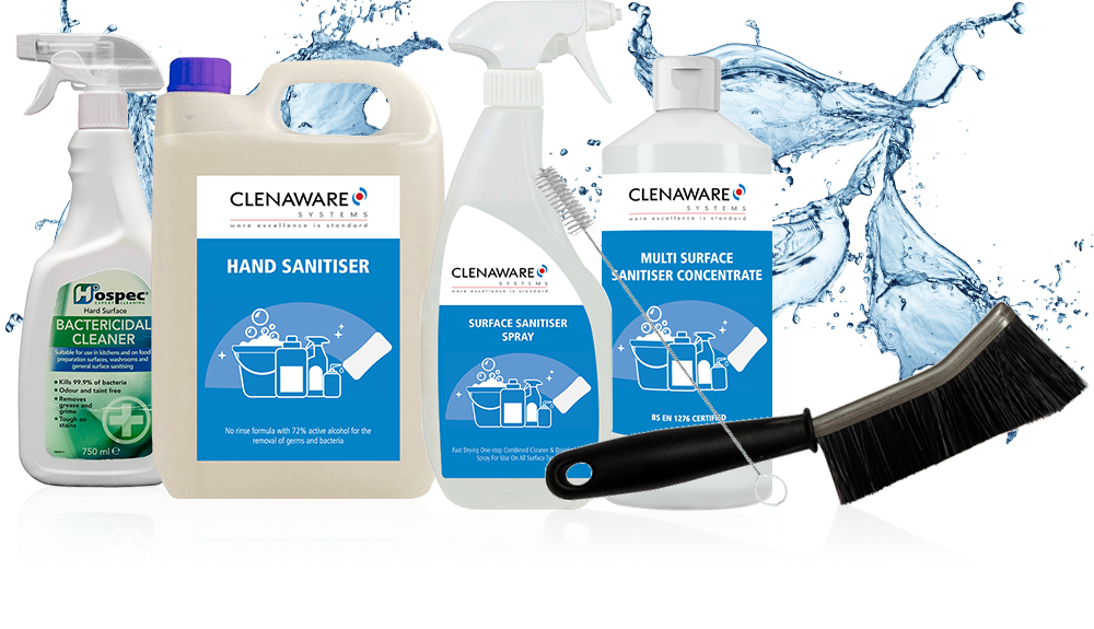 Clenaware Systems Clean It